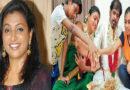 இணையத்தில் வைரலாகும் நடிகை ரோஜாவின் குடும்பம்!!